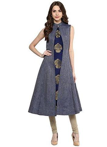 Denim Kurtis for college student