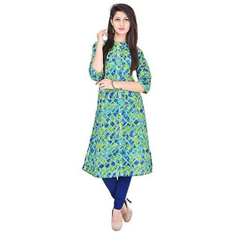 More Colors Printed Kurti