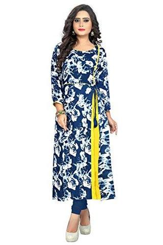 Ankle Length Anarkali Kurti