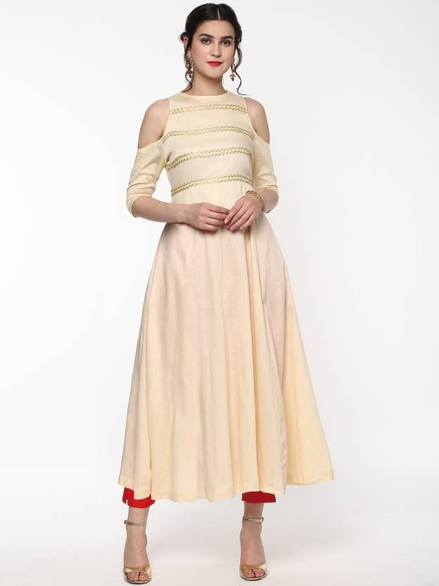 cold shoulder kurtis-2