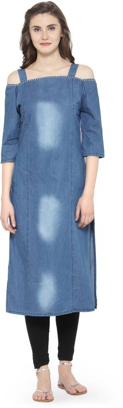 cold shoulder kurtis-3