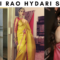 Aditi Rao Hydari Saree Collection – #3 Pink Sari Is Most Popular